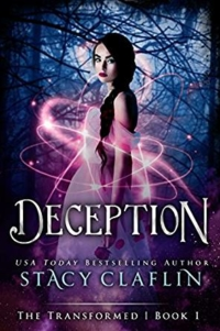YA fantasy novel Deception is today's highest-rated free Kindle book.
