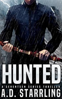 Thriller novel Hunted is today's featured free Kindle book.