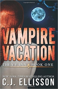 Paranormal mystery novel Vampire Vacation is today's highest-rated free Kindle book.