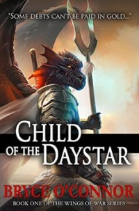 Fantasy novel Child of the Daystar is today's featured free Kindle book.