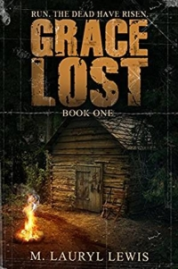 Zombie apocalypse novel Grace Lost is today's highest-rated free Kindle book.