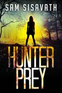 Hunter/Prey is today's highest-rated free Kindle book.