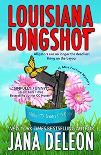 Humorous mystery novel Louisiana Longshot is today's highest-rated free Kindle book.