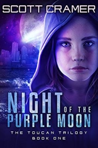 Night of the Purple Moon is today's highest-rated free Kindle book.