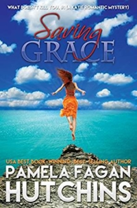 Saving Grace is today's highest-rated free Kindle book.