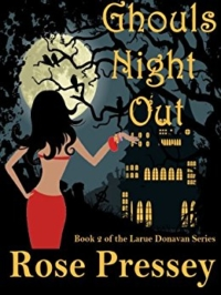 Ghouls Night Out is today's highest-rated free Kindle book.