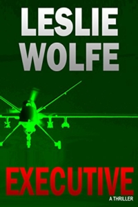 Political thriller Executive is today's featured free Kindle book.
