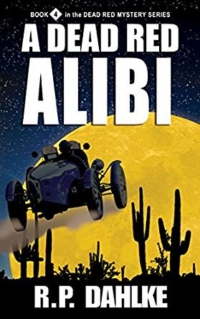 A Dead Red Alibi is today's highest-rated free Kindle book.