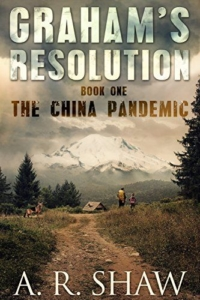 The China Pandemic is today's highest-rated free Kindle book.