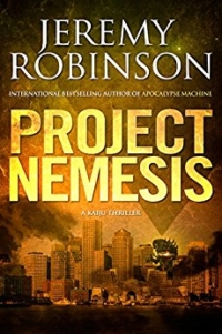 Project Nemesis is today's highest-rated free Kindle book.