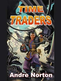 Sci-fi adventure novel Time Traders is today's highest-rated free Kindle book.