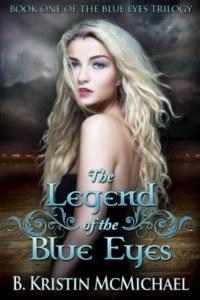The Legend of the Blue Eyes is today's highest-rated free Kindle book.