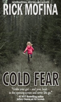 Cold Fear is today's highest-rated free Kindle book.