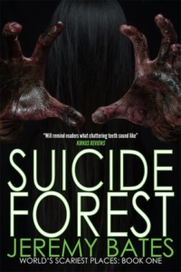 Suicide Forest is today's highest-rated free Kindle book.