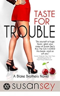 Taste for Trouble is today's highest-rated free Kindle book.