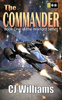 The Commander is today's highest-rated free Kindle book.