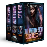 The Twenty-Sided Sorceress boxed set is today's highest-rated free Kindle book.