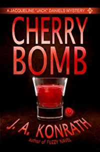 Cherry Bomb is today's highest-rated free Kindle book.