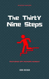 The Thity Nine Steps is today's highest-rated free Kindle book.