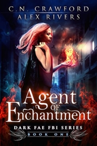 Agent of Enchantment is today's highest-rated free Kindle book.