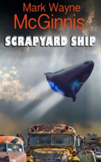 Scrapyard Ship is today's highest-rated free Kindle book.