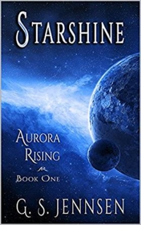 Starshine: Aurora Rising Book One is today's highest-rated free Kindle book.