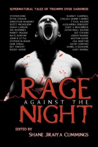 Rage Against the Night is today's featured free Kindle book.